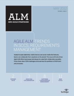 Agile ALM collaboration