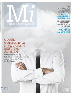 Cloud computing, data center trends: If you can't beat 'em, join 'em