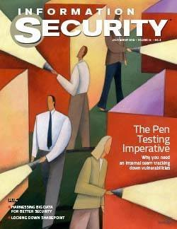 Establishing an effective internal security pen testing methodology