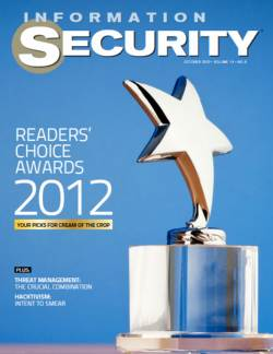Security Readers' Choice Awards 2012: Your picks for the best security products