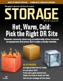 Hot, warm, cold: Pick the right disaster recovery site