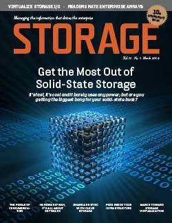 Solid-state storage guide