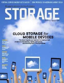 Mobile cloud storage best practices