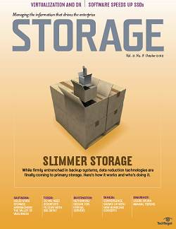 Slimmer storage: How data reduction systems work