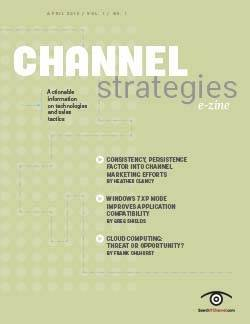 Channel marketing strategy: It pays to be consistent