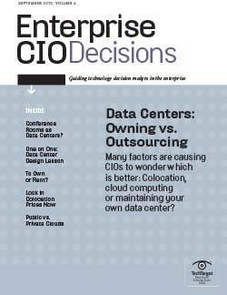 Weighing the pros and cons of data center outsourcing vs. owning 