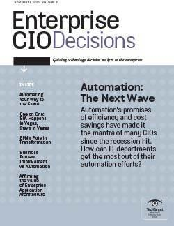 How to get the most out of an IT automation strategy