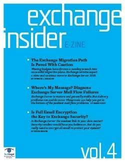 The Exchange migration path is paved with caution