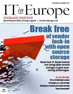Break free with open source storage