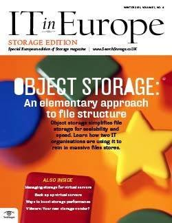 Object storage: An elementary approach to file structure