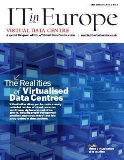 The realities of virtualised data centres