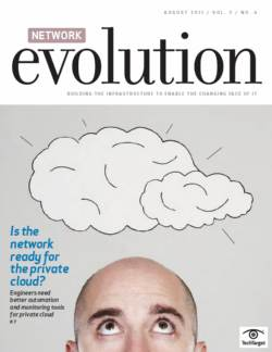 Is the network ready for the private cloud?