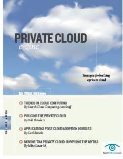 Private cloud strategy: Building blocks and roadblocks