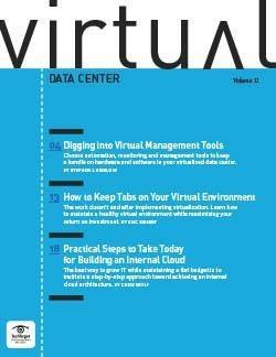 Digging into virtual management tools