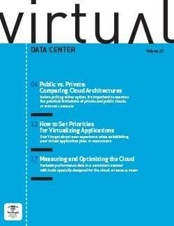 Public vs. private: Comparing cloud architectures