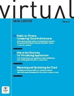 Public vs. private: Comparing cloud architectures