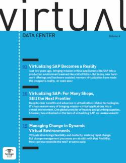 Why SAP virtualization is now a reality