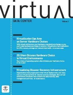 Virtualization ups ante on server hardware choices