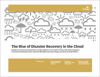 Disaster recovery in the new information age