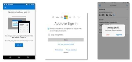 Microsoft Authenticator: Mit dem Smartphone statt Passwort anmelden