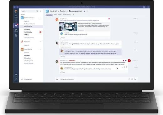 Microsoft Teams für Office 365