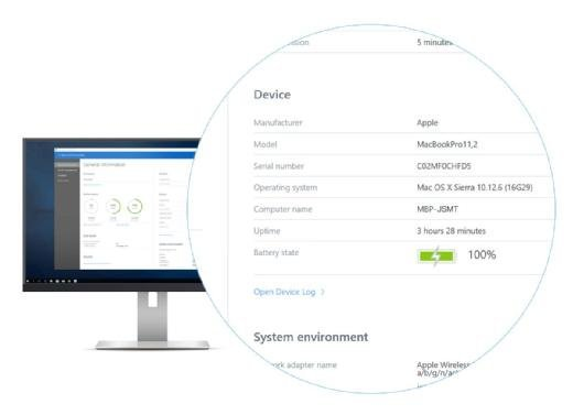 Teamviewer 13 Beta - Extended Dashboard