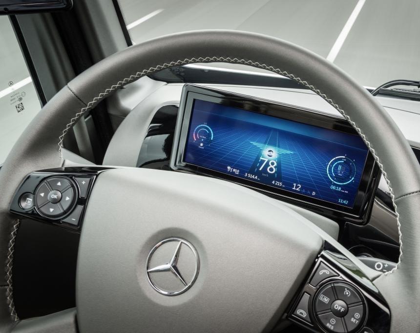 Daimler met sa sécurité à l'épreuve