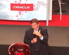 Mark Hurd vient évangéliser le Cloud d'Oracle à Paris