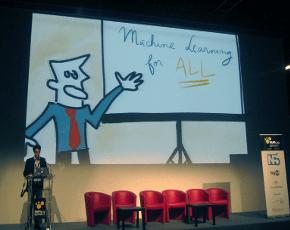 Le Machine Learning à l'assaut des applications d'entreprise