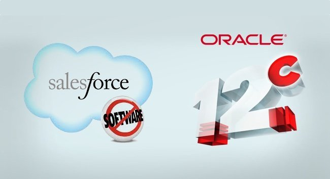 Oracle et Salesforce trouvent un terrain d'entente dans le cloud
