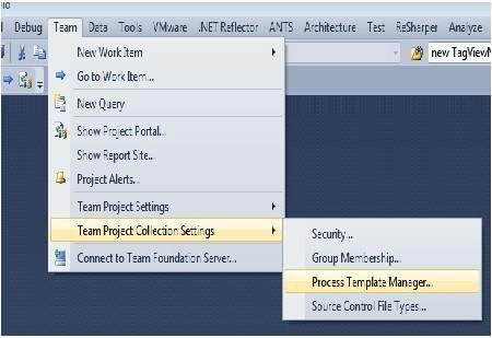 Introduction to visual studio s new scrum 1 0 template for Team foundation server process templates