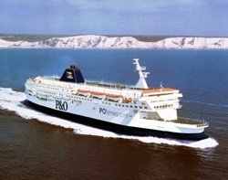 Full steam ahead for P&O Ferries e-commerce website
