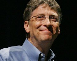Mobile banking will help poor transform their lives, says Gates