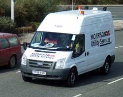 Morrison Utility Services fills in holes faster with ETAdirect