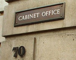 Cabinet Office completes first user trial of consumer tech
