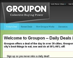 The Startup Dream   Andrew Chen s blog  Groupon needs to pivot How Groupon Promotes Your Business and Deal