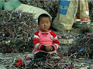 Devastating human impact of toxic technology waste