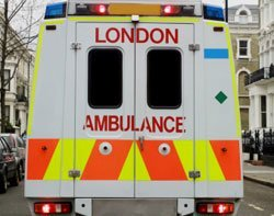 Technology needed to help ambulance service cope