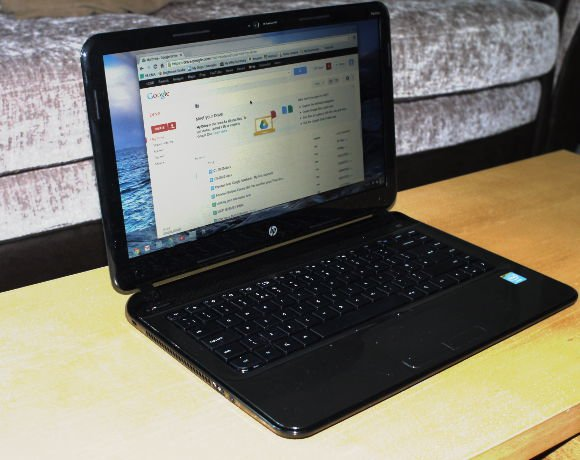 HP gets serious about Google Apps