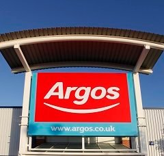 Argos to open digital stores in Sainsbury's supermarkets