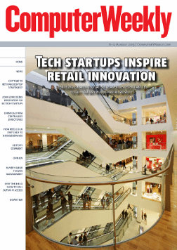 Tech startups inspiring retail IT innovations