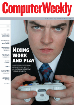 Mixing work and play – how corporate applications can learn from computer games