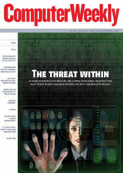 The threat within – balancing security and employee privacy