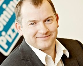 CIO interview: Colin Rees, IT director, Domino's Pizza
