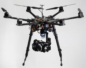 Drones a threat to privacy, says Birmingham University report