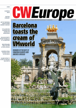 Barcelona toasts the cream of VMworld