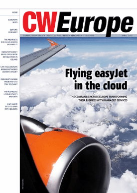 Flying easyJet in the cloud