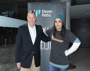 Telefonica Digital forms security group Eleven Paths