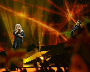 Eurovision Song Contest app built and delivered via Google's cloud platform