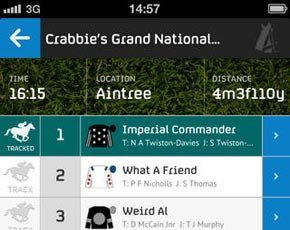 Channel 4 Grand National app lets punters track horses